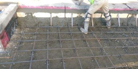 Waterproofing Concrete Slab Repair Process